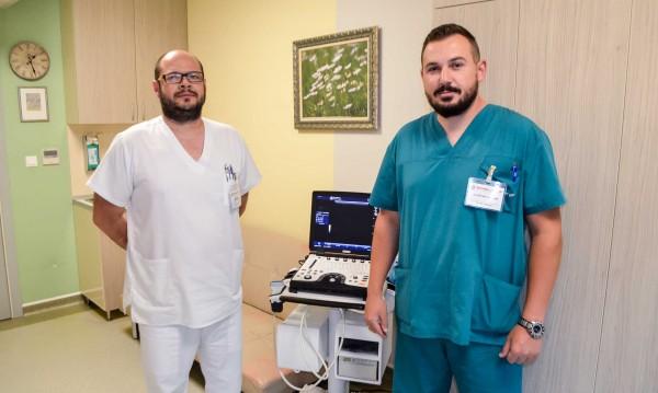 Лекари спасиха живота на 5-годишно дете с прерязана от стъкло ръка