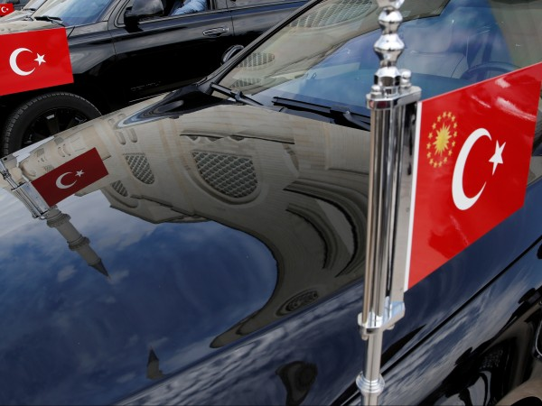 Турският президент Реджеп Тайип Ердоган потвърди, че въпросът с доставката