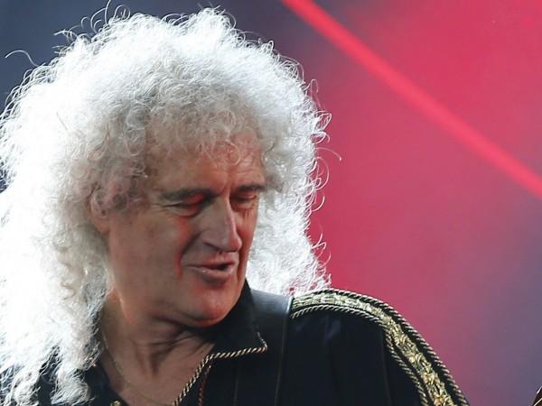 Китаристът на група Queen Брайън Мей осъществил една своя отколешна