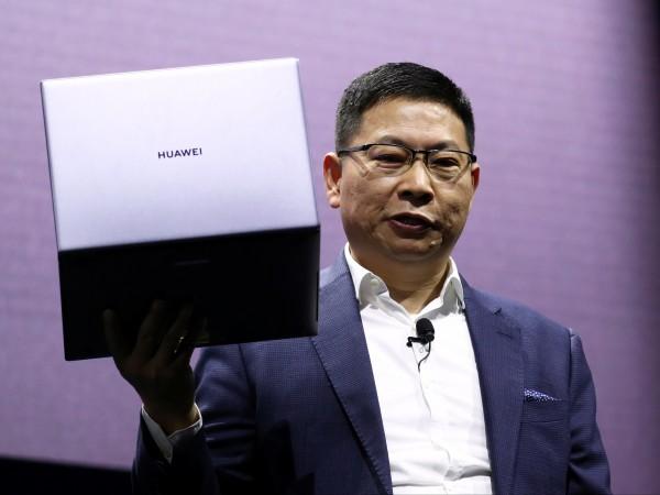 Тази седмица Huawei трябваше да представи новия си лаптоп. Това