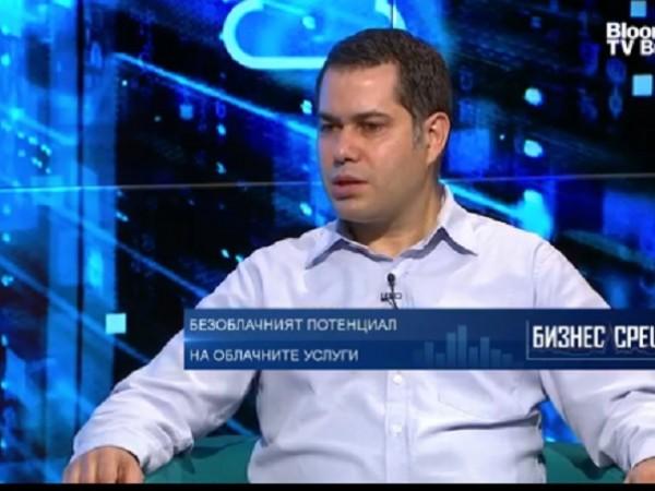 StorPool Storage е българска компания, създаваща софтуер, която има амбиции