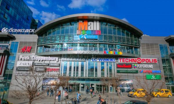 The Mall добавя още едно ниво с търговски обекти