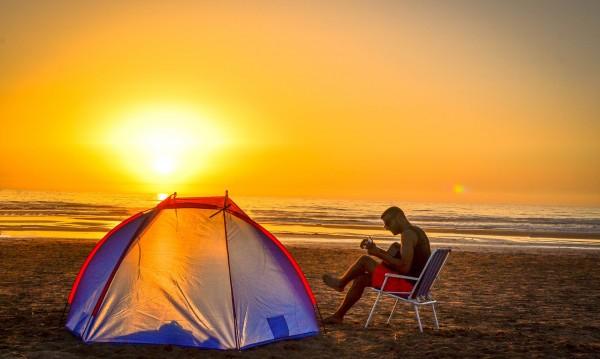 С палатка на море, но къде? BG къмпингите най-малко на Балканите, едва 9
