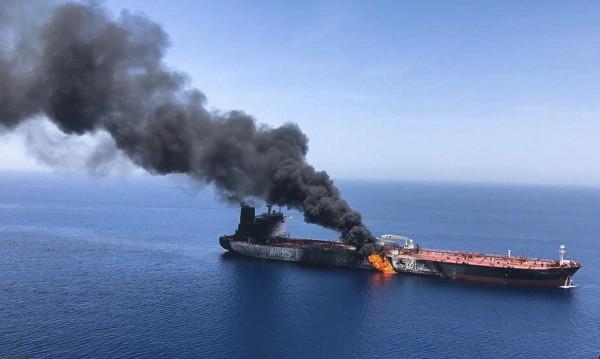 САЩ обвиниха Иран за нападението срещу танкерите