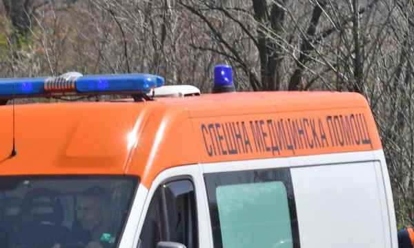 "Двама пострадаха при катастрофа на магистрала ""Тракия"""