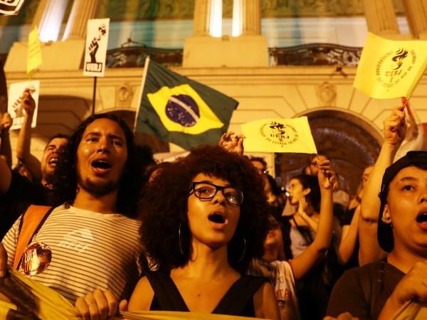Обща стачка се проведе в Бразилия срещу пенсионната реформа вчера