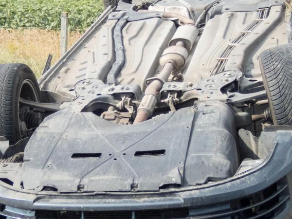 """Катастрофа между два леки автомобила е станала на автомагистрала """"Тракия"""""""
