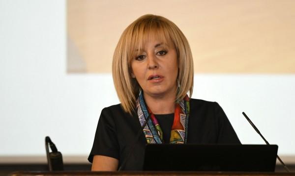 ОмбудсМая не иска да е кмет на София