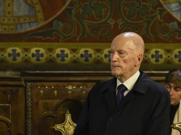 Бившият премиер Симеон Сакскобургготски изрази своето притеснение, че имотите му