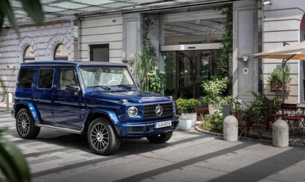 Mercedes-Benz с юбилейна версия на G-Class