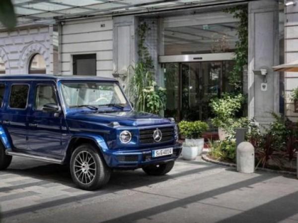 Компанията Mercedes-Benz ще предложи специална версия на своя всъдеход G-Class,