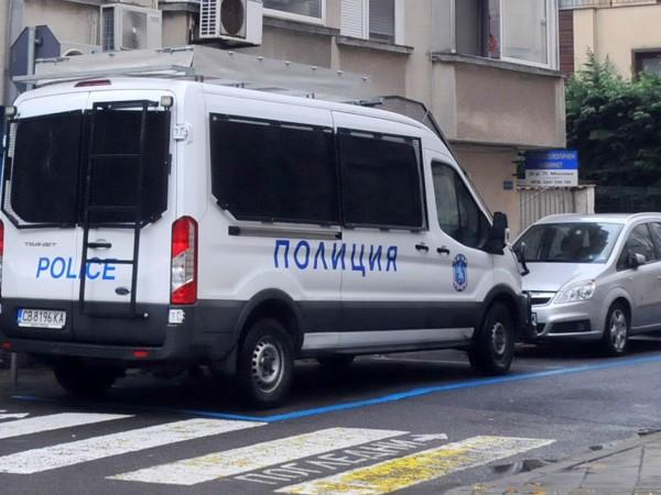 Полицейски служители на РУ в Сандански са извършили проверка на