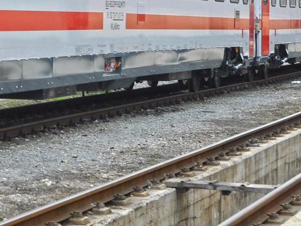 42-годишен мъж е блъснат от влак в землището на гара