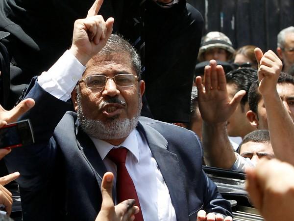 Бившият египетски президент Мохамед Морси е починал от сърдечен удар,