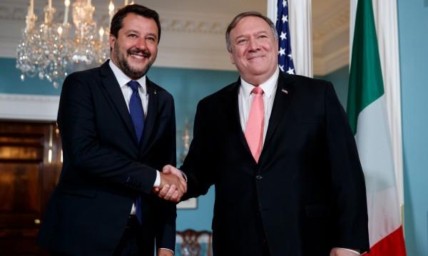 Най-надежният съюзник на САЩ в Европа – Италия!