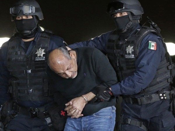 "Бившият бос на картела ""Рицарите тамплиери"" Сервандо Гомес ""Ла Тута"""