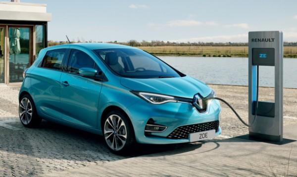 Renault вдигна пробега на Zoe с 30%
