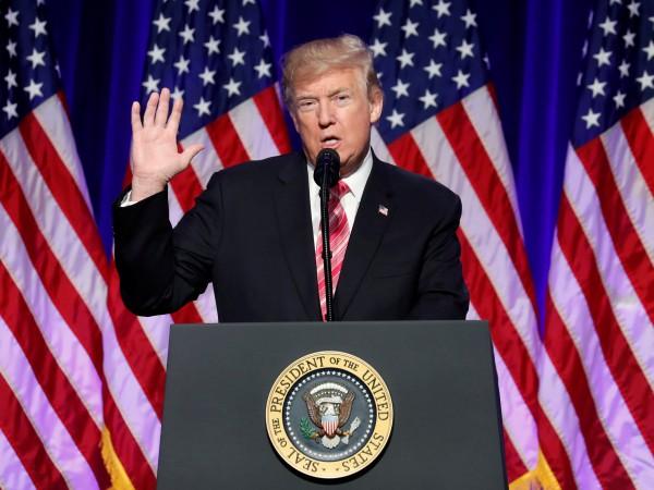 Президентът на САЩ Доналд Тръмп заявява в интервю, че би