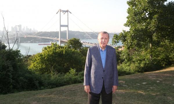 "Ердоган доволен: Турция ще получи С-400 ""много скоро"""