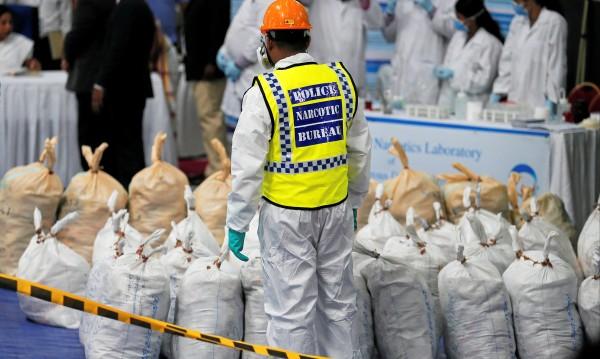 Заловиха над 16 тона кокаин на кораб във Филаделфия