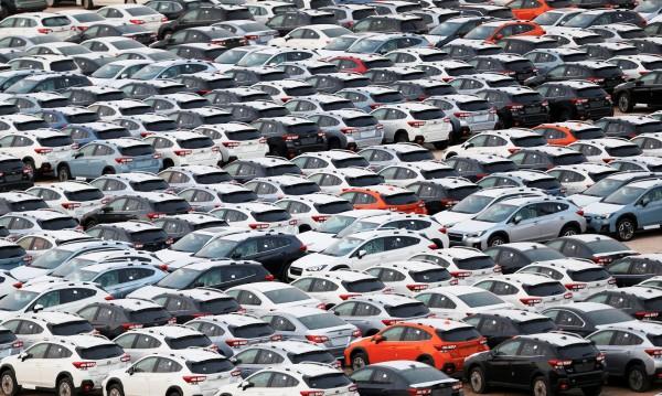 Продажбите на нови коли у нас с ръст от над 10%
