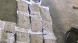 Задържаха 9 кг марихуана на Капитан Андреево
