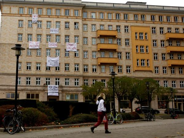 Градската управа на Берлин реши да замрази наемите в германската