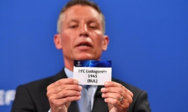 Аутсайдер чака Лудогорец в Шампионска лига