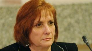 Искра Михайлова от ДПС стана зам.-председател на либералите в ЕП