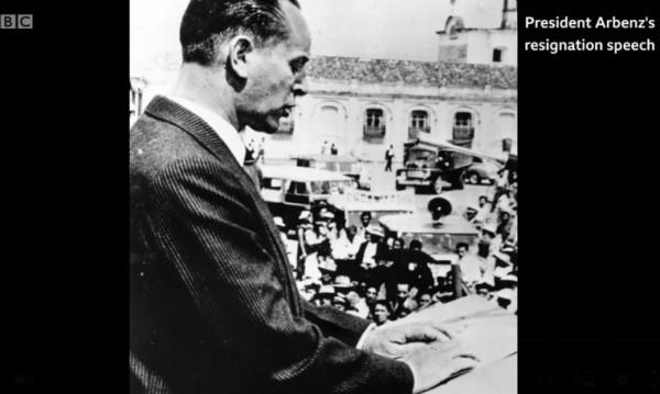 Гватемала, 1954 г.: Първият преврат на ЦРУ срещу латиноамерикански лидер