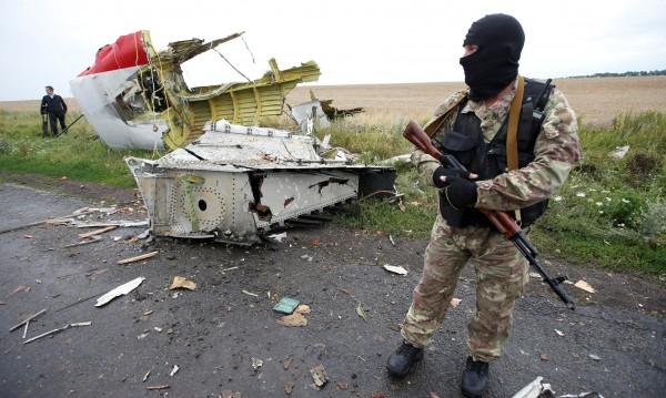 Заподозрени са 4-има за свалянето на МН17 в Украйна