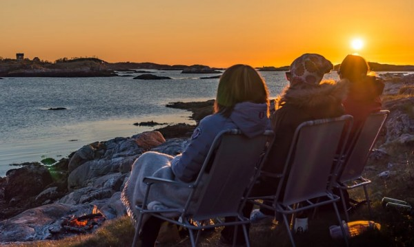 Остров в Норвегия иска... да спре времето! Налудничаво, но и сериозно