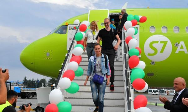 Авиацията ни отчете: Трафикът към България нараснал 4 пъти