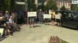 Протест в Бяла, убиецът на 18-годишния Алекс ще лежи само 3 г.