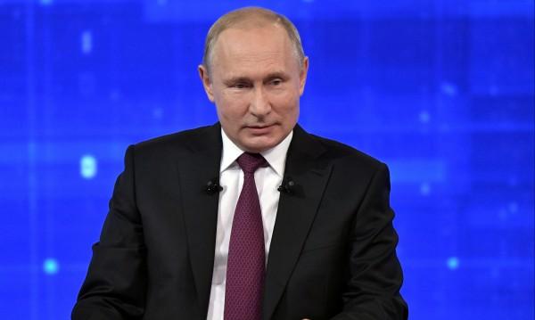 Путин обеща по-добър жизнен стандарт на руснаците