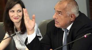 Борисов отсече: Неделчева отново еврокомисар, Цветанов ми липсва!