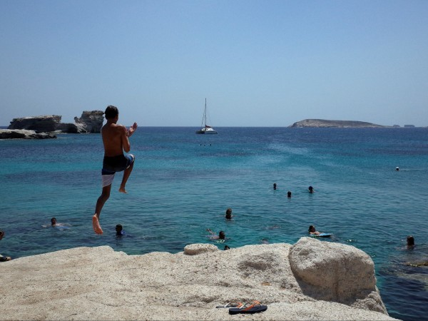 Голяма жега и високи температури се очакват в Гърция днес.