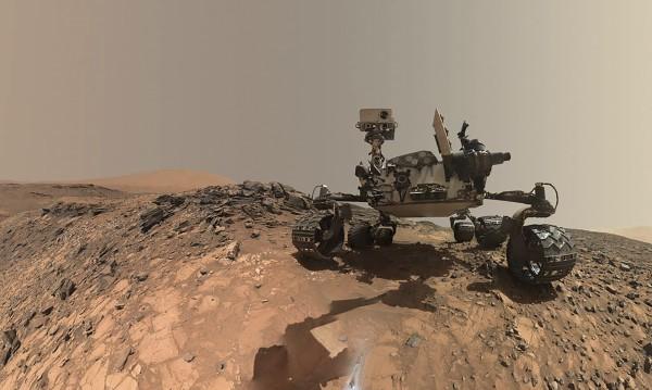 Удивително разкритие на Марс, има ли живот?