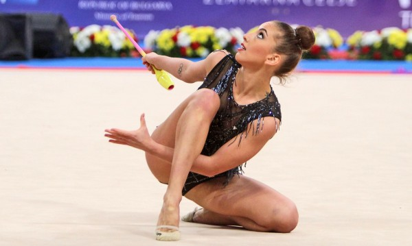 Браво! Катрин Тасева със сребро и бронз в Минск