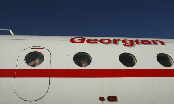 Грузинските авиолинии не дължали нищо на Русия