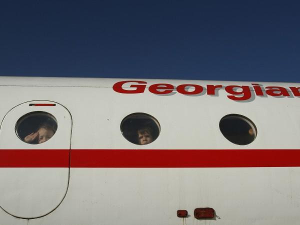 Грузинските авиолинии не дължат нищо на Русия, заяви категорично основателят