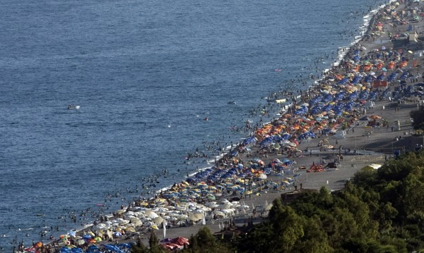 Само за ден: 86 308 туристи кацнаха в Анталия