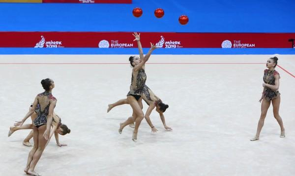 Ансамбълът ни със сребърен медал от многобоя в Минск