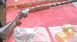 Грабнал пушката на 70, простреля колега по време на лов