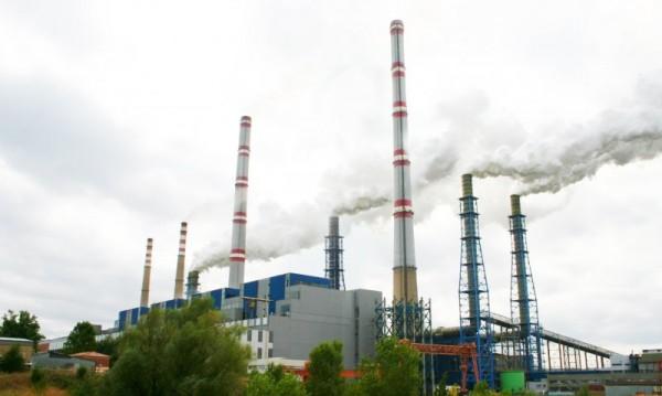 """Пожар в ТЕЦ """"Марица Изток-2"""", няма пострадали"""