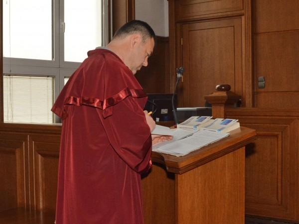 Окръжният съд в Русе даде осем години затвор на 44-годишен