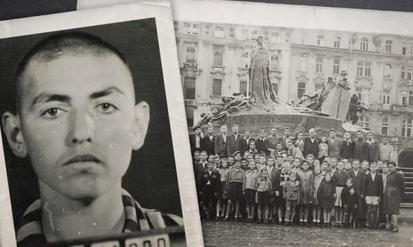 Децата, които по чудо оцеляват от лагерите на Хитлер