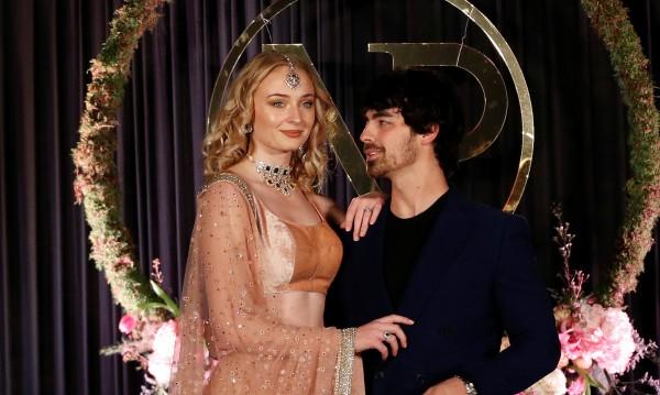 Втора сватба: Софи и Джо Джонас в Париж