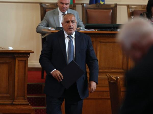 Лидерът на ГЕРБ Бойко Борисов свиква коалиционен съвет за финансирането