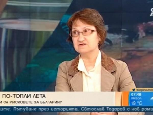 """Човечеството е застрашено заради климатичните промени. Това обясни в """"България"""